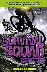 Survival Squad - Night Riders Scouts Book