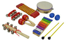 Percussion Set with 7 Items by Bryce