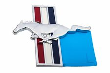 2005-2009 Ford Mustang LH Driver Side Fender Horse Bar Emblem OEM NEW Genuine