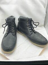 Clae Hamilton Size 10 High Tops Black And Grey