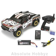 Losi 1/10 XXX-SCT 2WD Brushless SC Truck RTR with AVC Technology - LOS03002