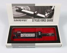 """** Shure AIGUILLE Balance SFG - 2 """"NEUF + neuf dans sa boîte"""" **"""