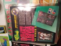 Major League Baseball Trivia Board Game 1991 Series 3 New Sealed
