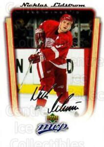 2005-06 Upper Deck MVP #147 Nicklas Lidstrom