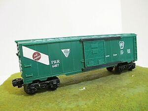 K-Line K6407 Pennsylvania Boxcar O gauge trains
