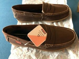 chatham mens deck shoes 11 new