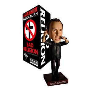 Bad Religion Collectible 2019 Aggronautix Greg Graffin Throbblehead LTD (Bobble)