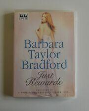 Just Rewards -  by Barbara Taylor Bradford - MP3CD - Audiobook