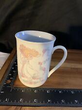 "Enesco Precious Moments Cup Mug 1993 Samuel J. Butcher Personalized Name ""Lisa�"
