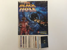 1980 Panini UK: The Black Hole Complete Sticker Set & Empty Album
