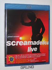 Blu-ray: Primal Scream – Screamadelica Live, NEU & OVP (B4/37)
