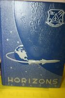 1960 Horizons War College Yearbook - Maxwell AFB -, Alabama