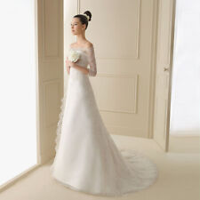 modern style taffeta wedding dress simple elegant bridal gown