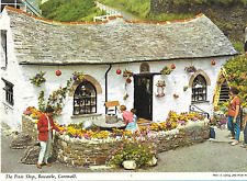 RS066 The Pixie Shop Boscastle Cornwall Unposted VGC