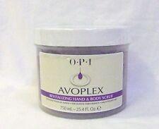 OPI Nail Avoplex Revitalizing Hand Scrub 25.4oz/750mL