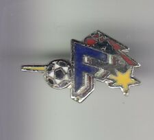 RARE PINS PIN'S ..  FOOTBALL SOCCER WORLD CUP FRANCE TEAM EQUIPE FFF COQ 98 ~DY