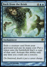 1x Back from the Brink Innistrad MtG Magic Blue Rare 1 x1 Cards