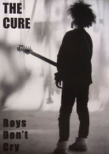 The Cure Robert Smith Poster  23.5 x 33 UK Import Boys Don't Cry