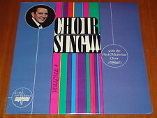 CHOIR SING !!! VOLUME 4 (CHOIRSING IV) - PAUL MICKELSON - ULTRA RARE SEALED LP !