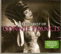 Connie Francis - The Very Best Of / Greatest Hits 2CD NEW/SEALED