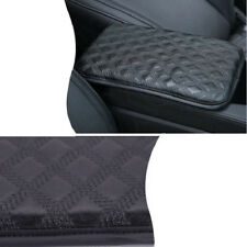 Universal Cushion SUV Car Center Armrest Cover Pad Console Auto Box Pads Leather