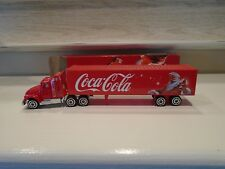 Christmas Special Ho Scale Coca Cola Truck