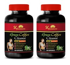 Fat loss extreme - GREEN COFFEE CLEANSE 400MG 2B - green coffee fruit extract