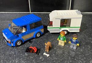 Lego City Van & Caravan 60117 Retired