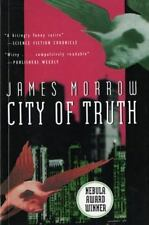 NEW - City of Truth (Harvest Book) by Morrow, James