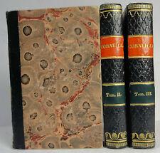 Corneille  Chefs-d´oeuvre dramatique 3 Bände 1829
