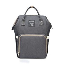 Diaper Bag Multifunction Waterproof Travel Backpack Nappy Bags for Baby Care,