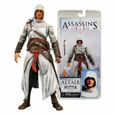 "7"" ASSASSIN'S CREED ALTAIR PLAYER SELECT MODEL ACTION FIGURES COLLECTION TOY"