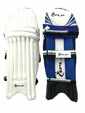Splay Mens Adult Right Hand Cricket Leg guards Batting Legguard pads pad Senior