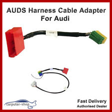 AUDS harness adapter for Audi single din radios where CDC port is blocked