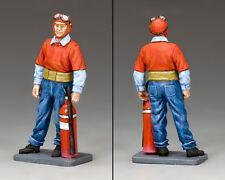 KING AND COUNTRY US Navy Fireman, WW2 U.S. Navy USN19 USN019