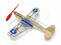 Guillow's Basic Model Airplane Kit WW II Curtis P-40 Warhawk Fighter GUI-4502