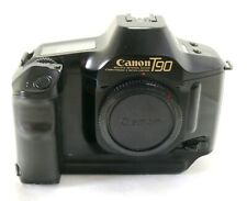 Canon T90 camera body with Command Back 90 EXC #33166