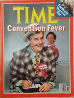 Time Magazine Dec 18 1978 - Delegate Convention Fever - No Label - GD