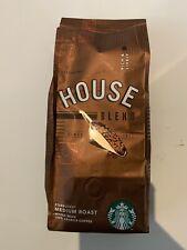 Starbucks House Blend Ground Coffee 250g Medium Roast BBD: 05/07/20
