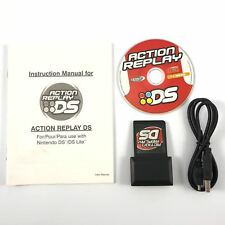 Complete Action Replay for Nintendo DS / DS Lite with USB CD READ DESCRIPTION