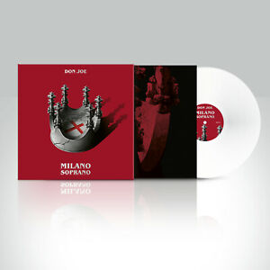 Don Joe Milano Soprano LP Vinile Colorato Bianco Nuovo Sigillato