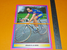 #223-224 DE LAS CUEVAS MERLIN GIRO D'ITALIA CICLISMO 1995 CYCLISME PANINI TOUR