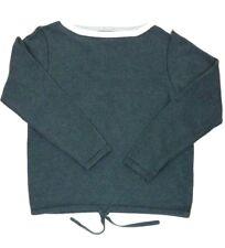 Tommy Hilfiger Sweater Gray Crewneck Size L Large