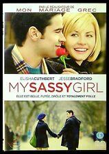 Dvd : MY SASSY GIRL