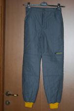 pantalone Benna Brok suit NEW!! vintage thermo sport snowboard snow paninaro 164