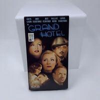 Grand Hotel VHS Tape - Greta Garbo