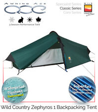 Wild Country Zephyros 1 Classic Trekking Backpacking Adventure Travel Tent