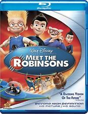 Disney's Meet the Robinsons (Blu-ray Disc, 2007)