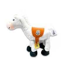 Disney Parks Toy Story Bullseye Race Horse #8 Plush Woodys Horse Pony Plush 10in
