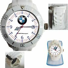 orologio BMW 1 AUTO NUOVO GHIERA GIREVOLE ADULTO man watch